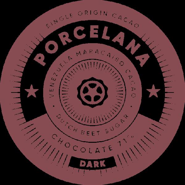 Porcelana Dark 71%